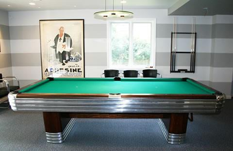 "For Sale: Brunswick  Balke ""Monarch"" Billiard Table 